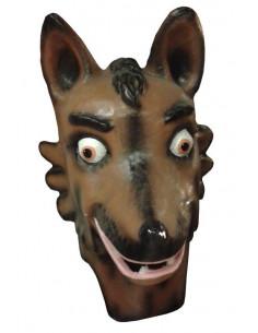 Cabezudo lobo Reinaldo