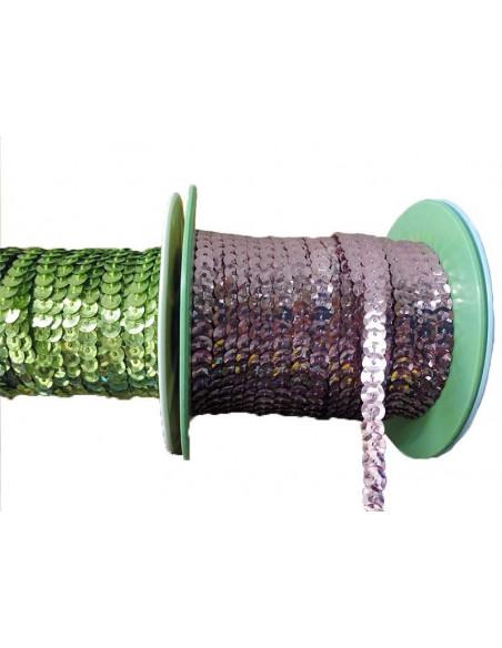 Lentejuela cubeta colores 6mm