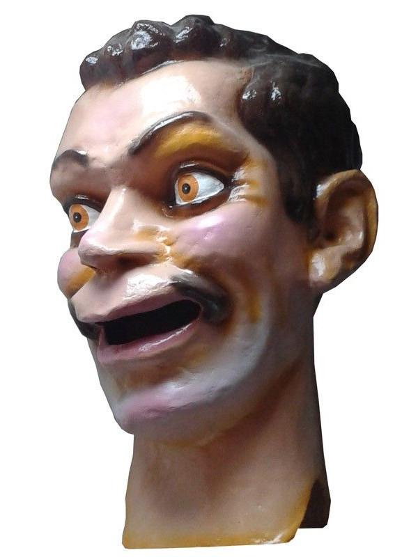 Cabezudo Cantinflas