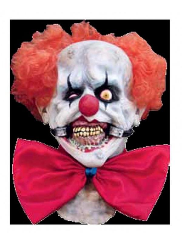 Mascara latex payaso smiley