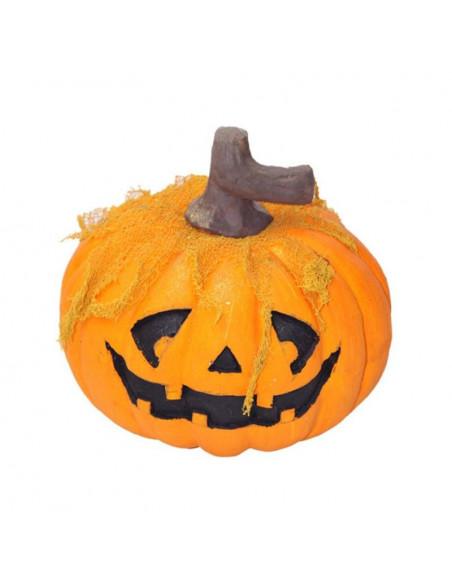 Calabaza hallowen de corcho