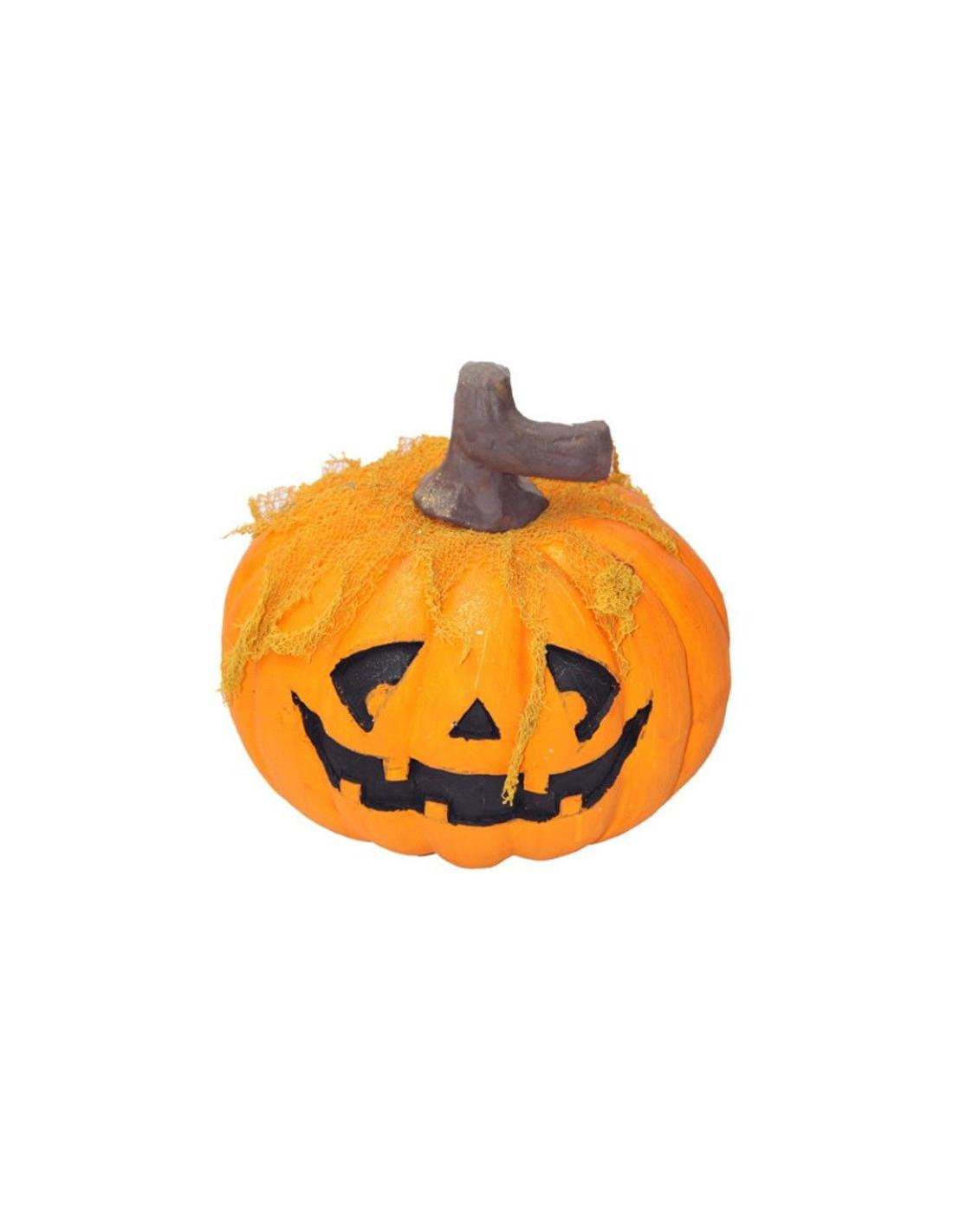 Calabaza hallowen de corcho - Comprar en Tienda Disfraces Bacanal