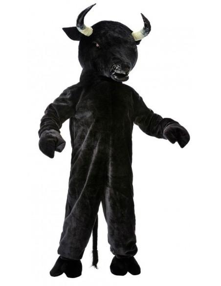 Mascota de toro