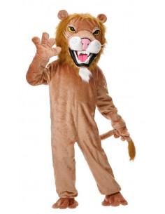 Mascota de leon