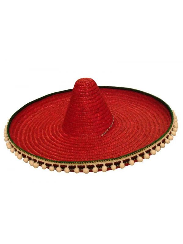 Sombrero mejicano 65cm