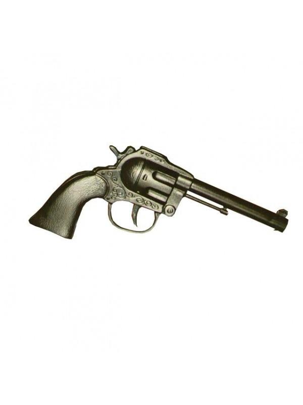 Pistola vaquero negra