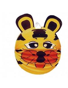 Farol  con forma de tigre