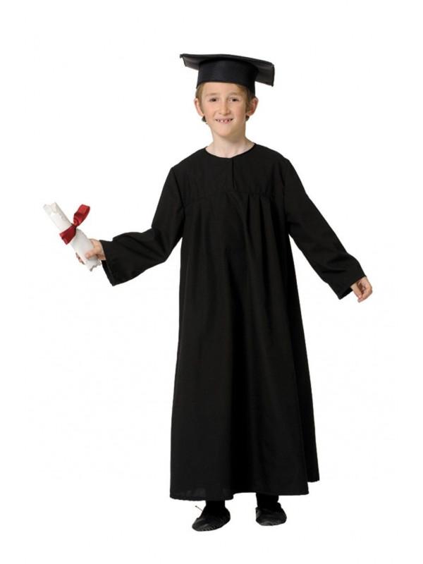 Disfraz graduado infantil