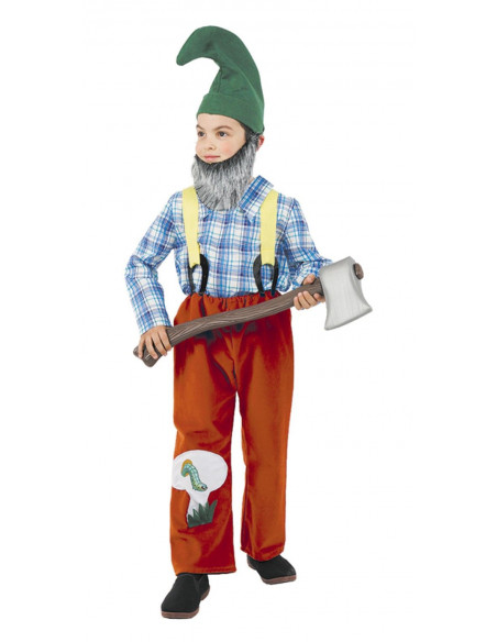 Disfraz granjero infantil