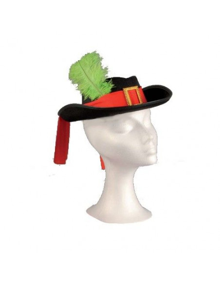 Sombrero mosquetero infantil