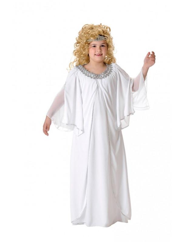 Disfraz diosa griega niña