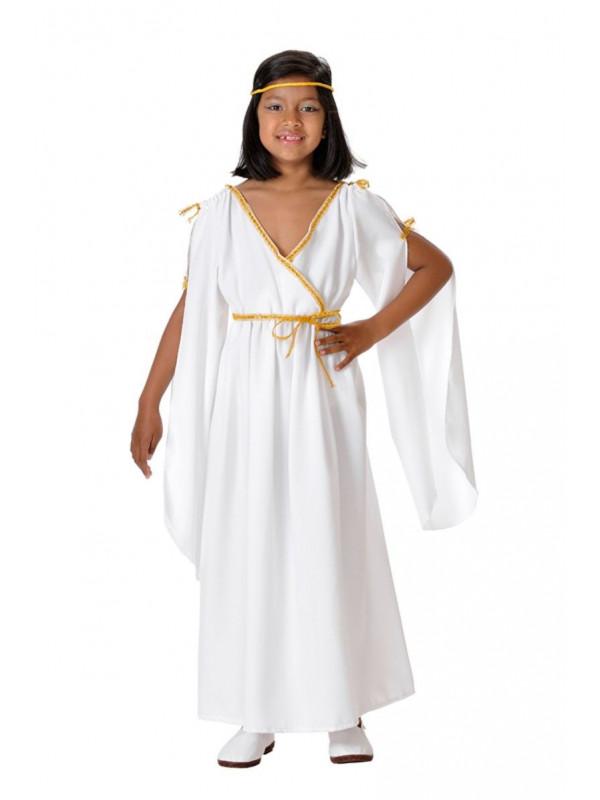 Disfraz romana niña