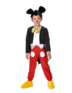 Disfraz ratoncito infantil  Tallas-4 años