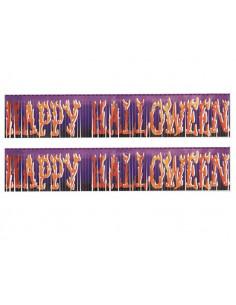Guirnalda feliz Halloween