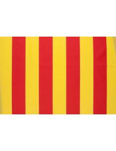 Tela de bandera de Aragon 40cm