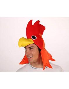 Gorro con pollo