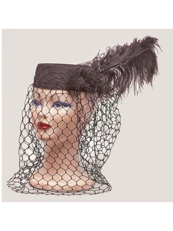 Sombrero de viuda