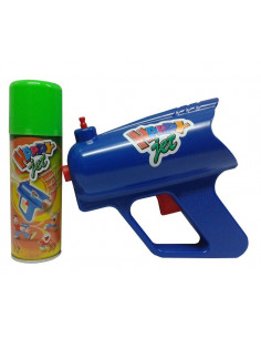 Pistola spray serpentina