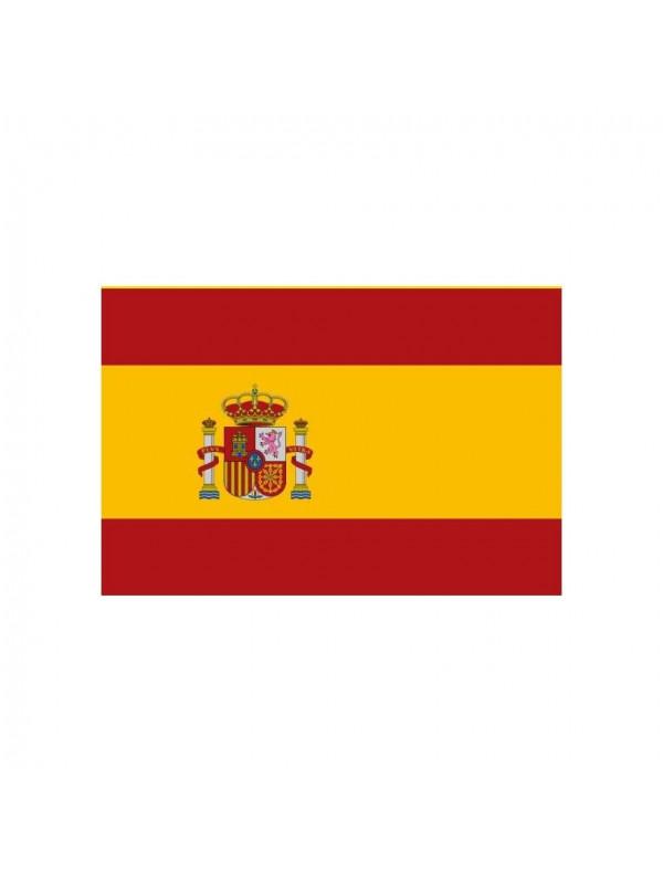 Bandera de tela España