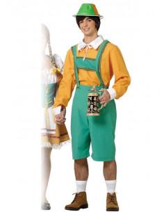 Disfraz de tirolés hombre
