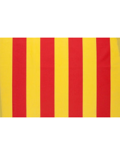 Tela de bandera de Aragon 160 cm