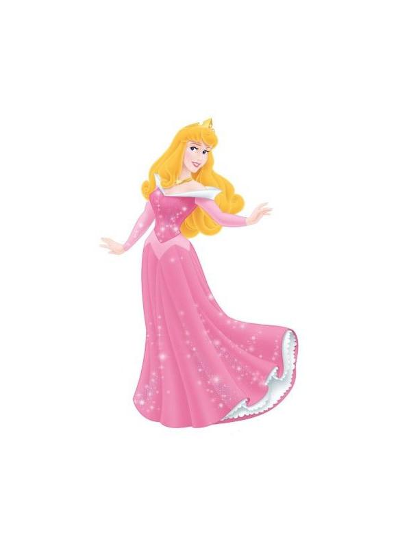 Figura articulada aurora princesa