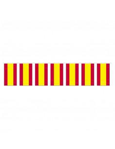 Banderas decoracion de calles papel España