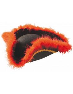 Sombrero tricornio