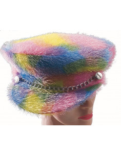 Gorra arcoiris pro