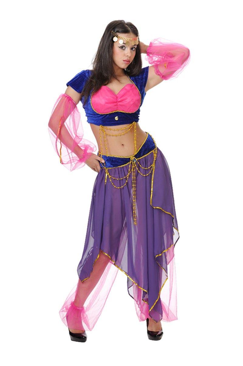 Disfraces de danza del vientre - Comprar en Tienda Disfraces Bacanal