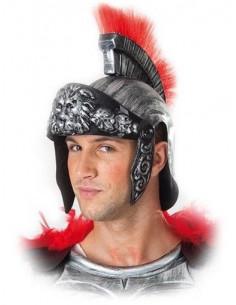 Casco romano plata