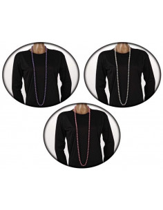 Collar charleston perlado