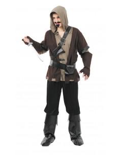 Disfraz de Robbin Hood adulto