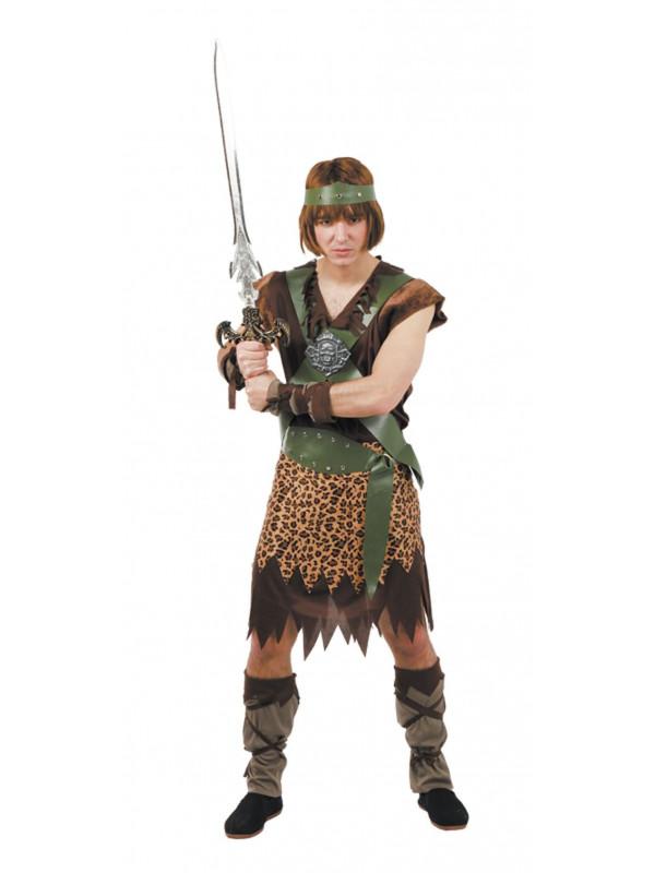 Disfraz de Conan el Bárbaro hombre