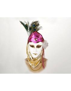 Mascara veneciana arabe