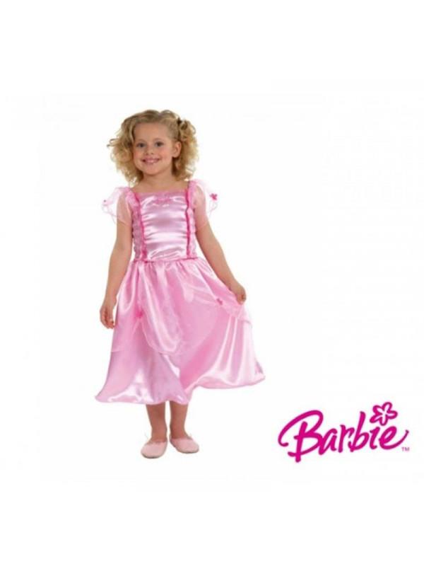 Disfraz Barbie niña