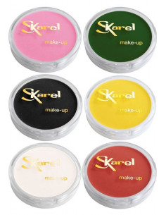 Tarro crema maquillaje