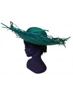 Sombrero deshilachado colores