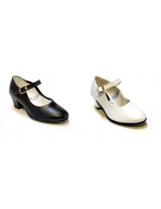 Zapatos andaluza liso