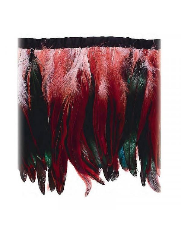 Fleco plumas 12 cm