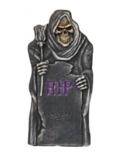 Lapida muerte