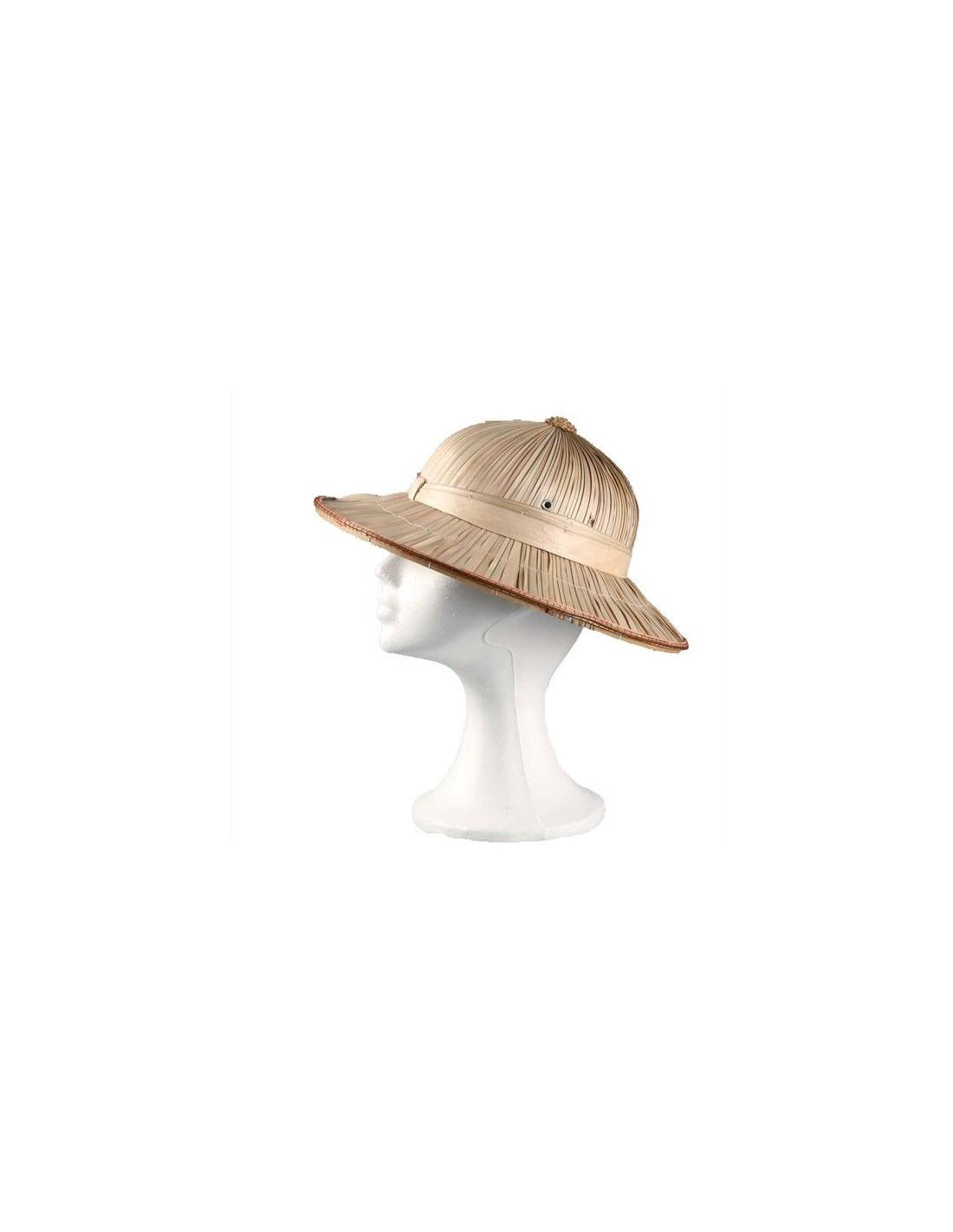 Gorro explorador paja - Comprar en Tienda Disfraces Bacanal 0316e02e1a6