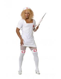 Disfraz de enfermera sexy para hombre
