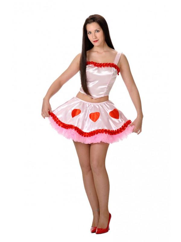Disfraz San Valentín mujer