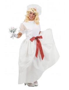 Disfraces de novia hombre