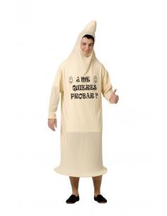 Disfraces de preservativo adulto