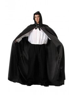Capas de tela adulto con capucha