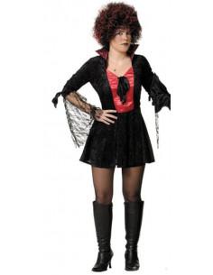 Disfraz de diablesa sexy mujer