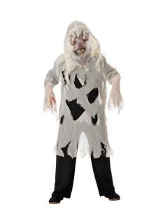 Disfraz de zombie niño
