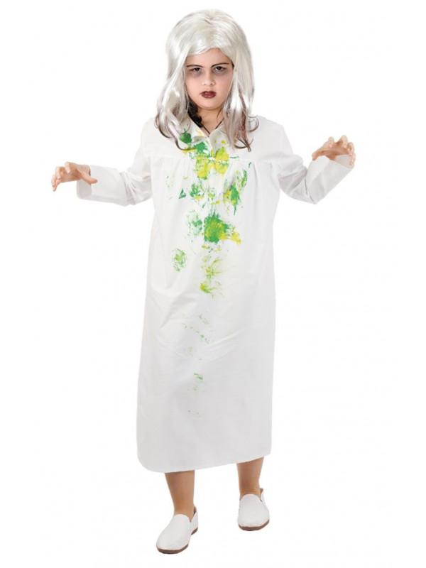 Disfraz de la Niña del Exorcista infantil